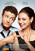 Poster k filmu        Friends with Benefits