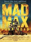 Poster k filmu        Šílený Max: Zběsilá cesta