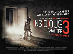 Poster k filmu        Insidious 3: Počátek
