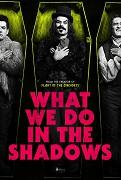 Poster k filmu        Čo robíme v temnotách       (festivalový název)