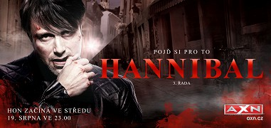 Poster undefined          Hannibal (TV seriál)