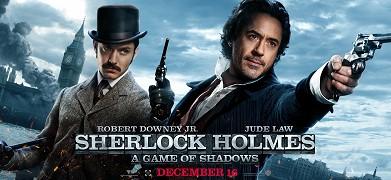 Poster undefined          Sherlock Holmes: Hra stínů
