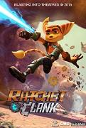 Poster undefined         Ratchet a Clank: Strážcovia galaxie