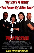 Poster undefined          Pulp Fiction: Historky z podsvětí