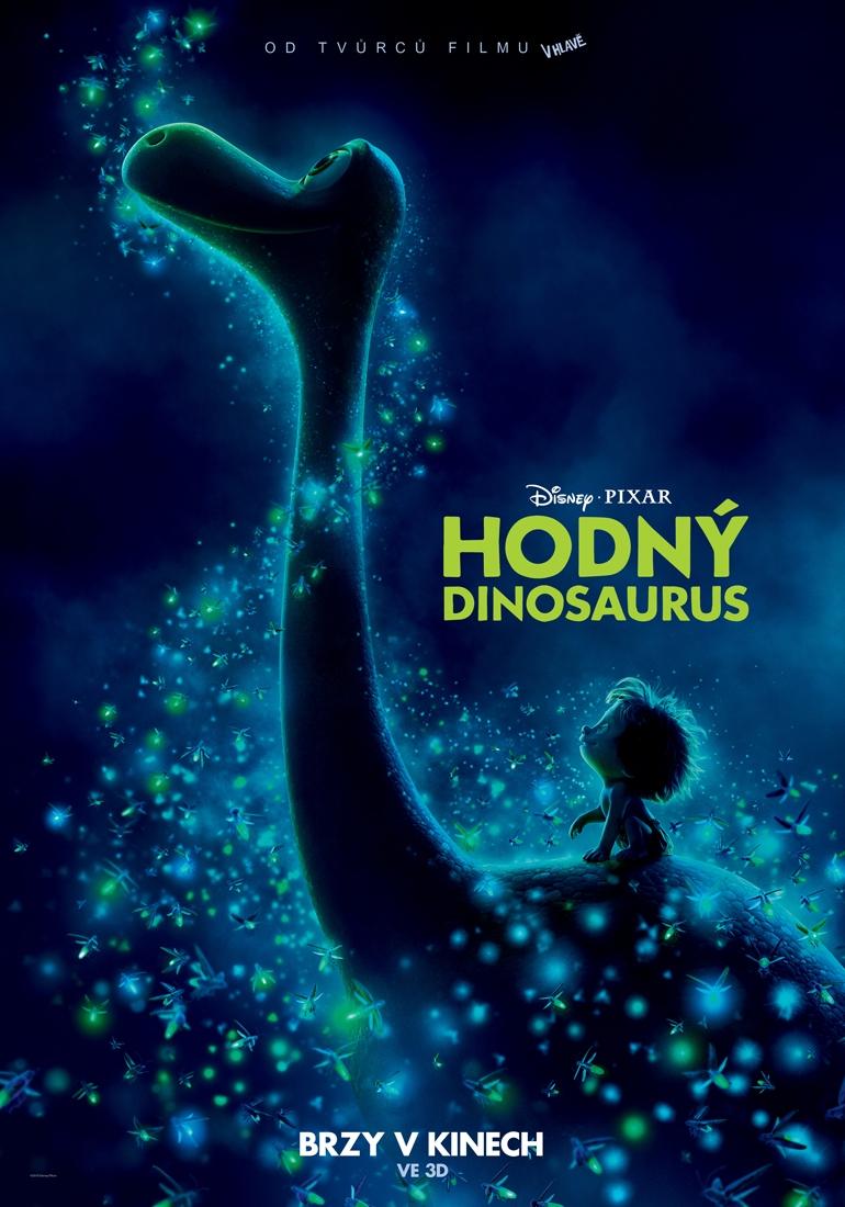Hodný dinosaurus HD (2015)