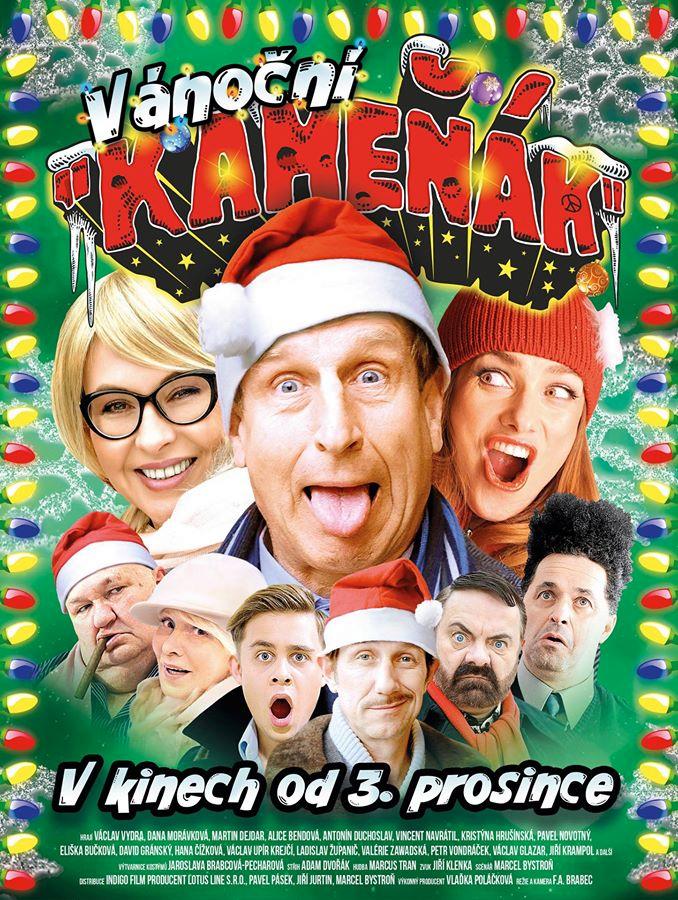 vánoční kameňák online celý film zdarma