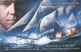 Poster undefined          Master & Commander: Odvrácená strana světa
