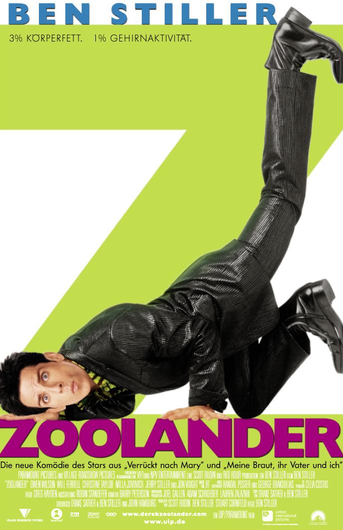 Zoolander SD (2001)