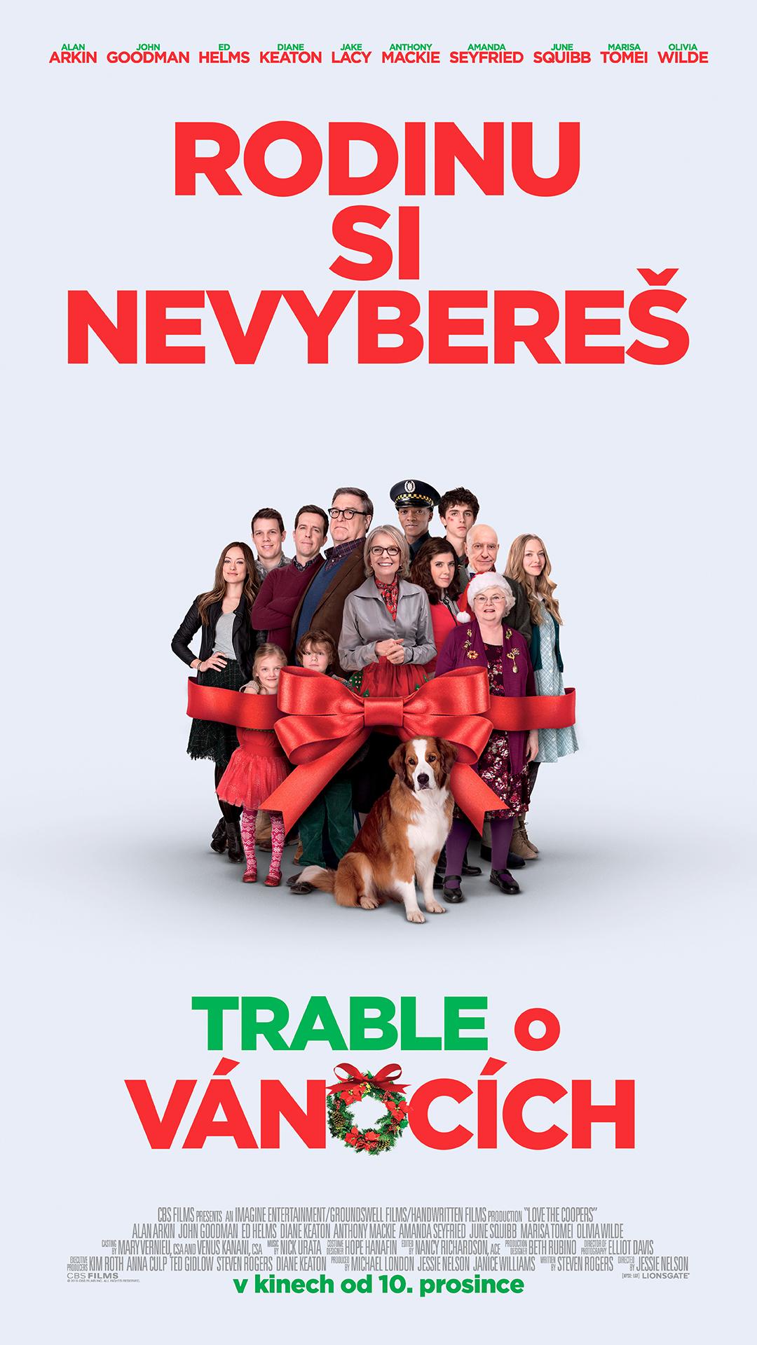 Trable o Vánocích HD (2015)