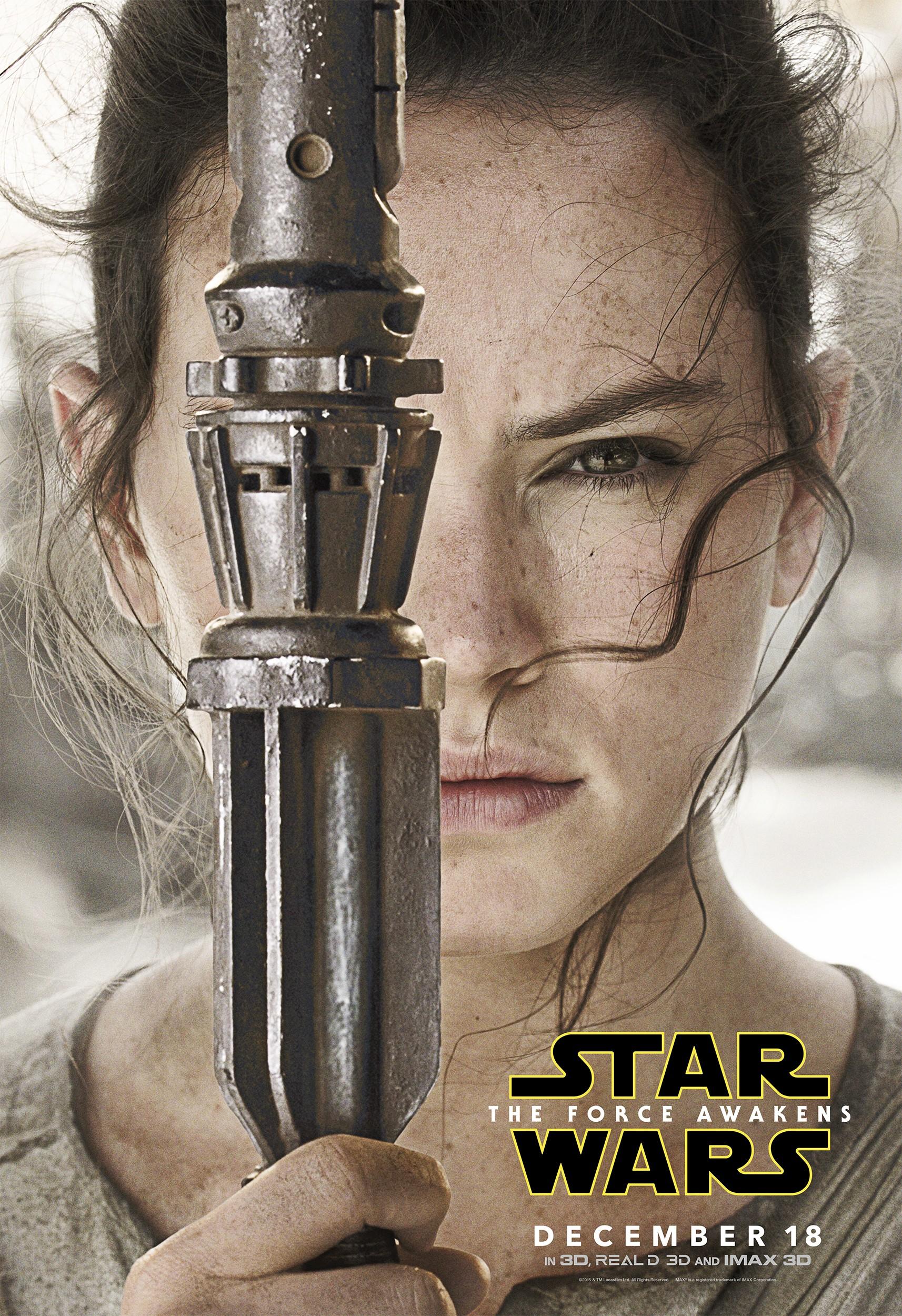 Star Wars - Epizoda VII: Síla se probouzí