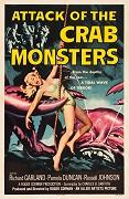 Útok krabích monster (1957)