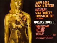 Poster undefined          Goldfinger