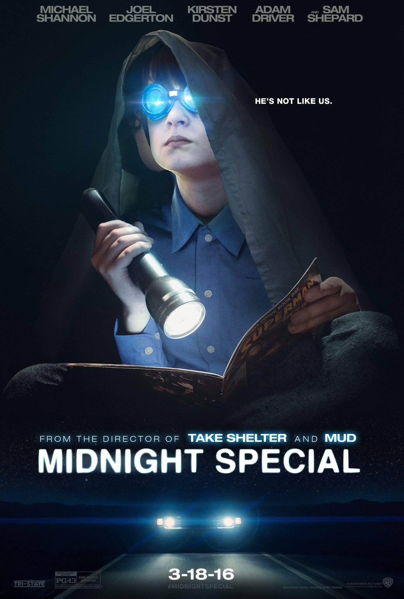 Půlnoční dítě HD (2016)