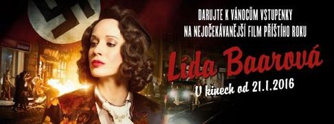 LÍDA BAAROVÁ