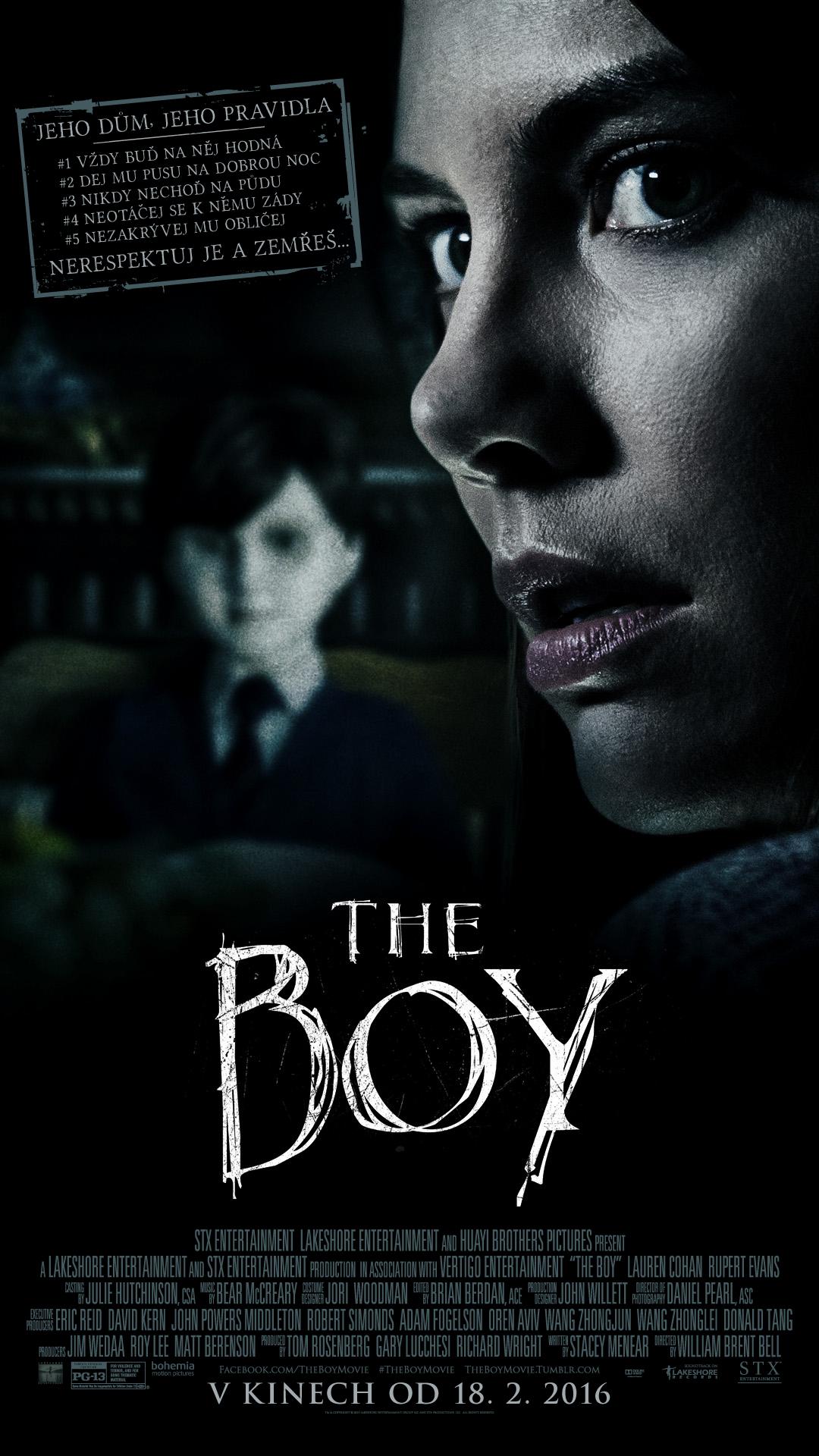 The Boy HD (2016)