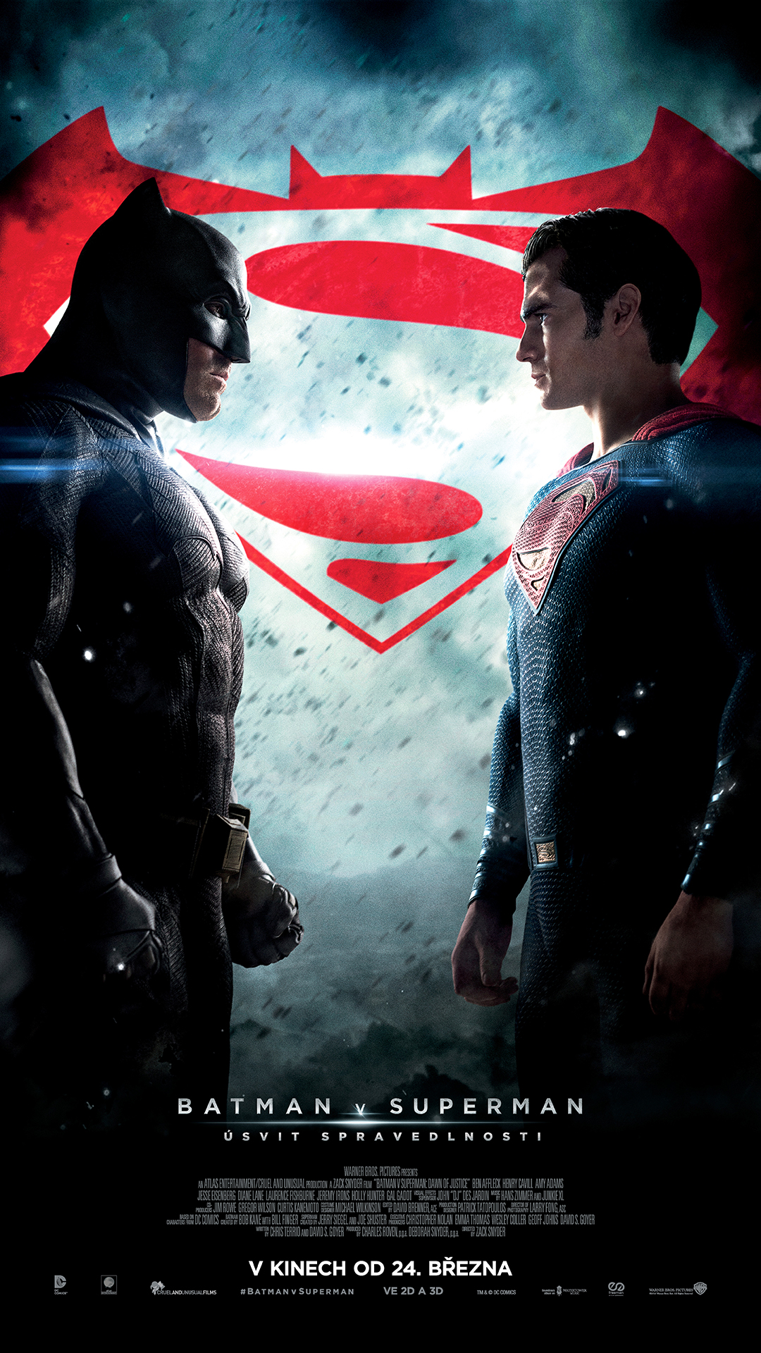 Batman v Superman SD Úsvit spravedlnosti (2016)