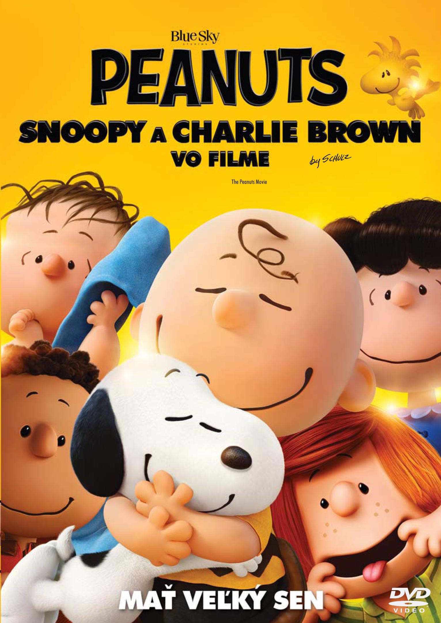 Snoopy a Charlie Brown. Peanuts ve filmu HD (2015)