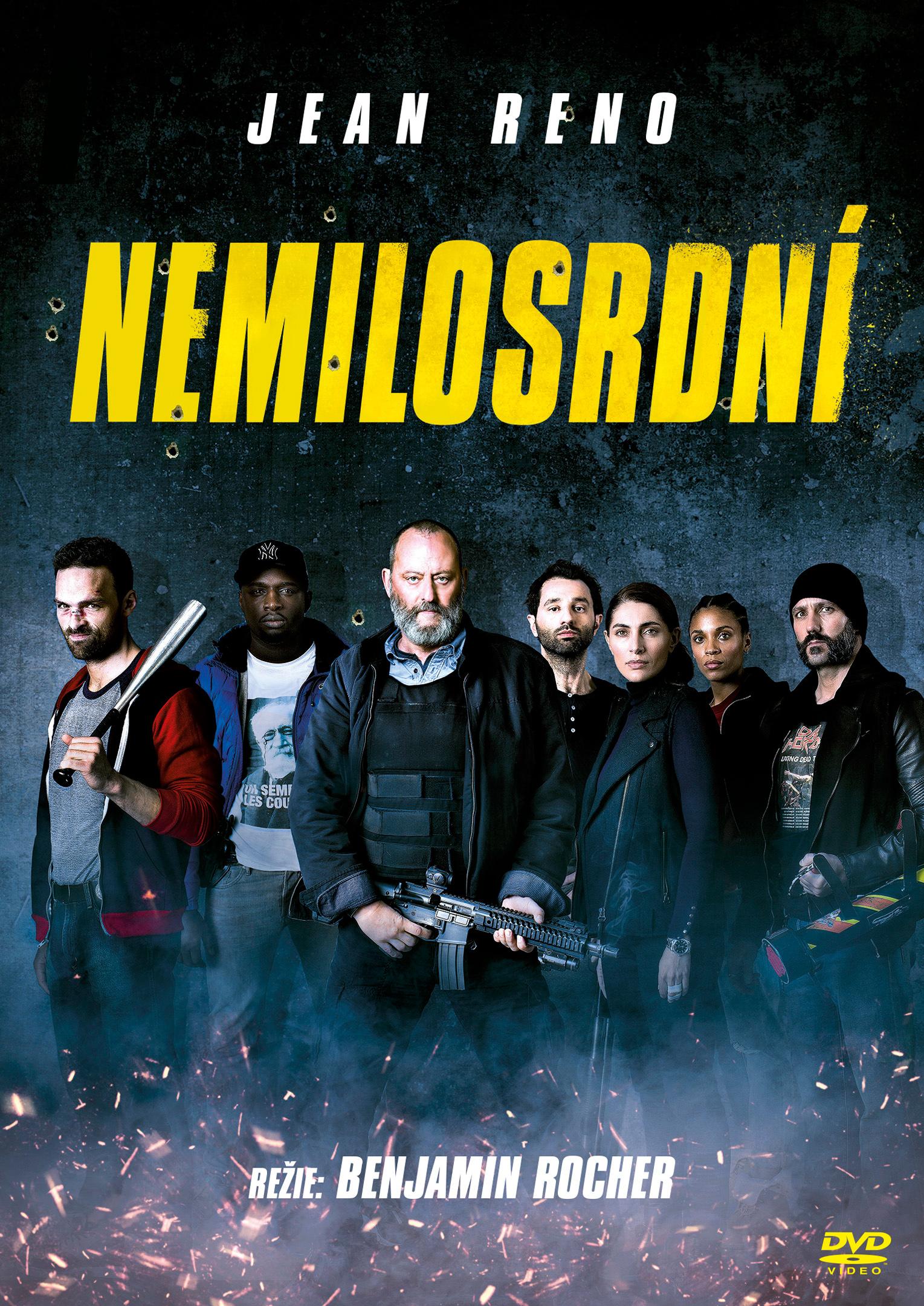 Nemilosrdní HD (2015)