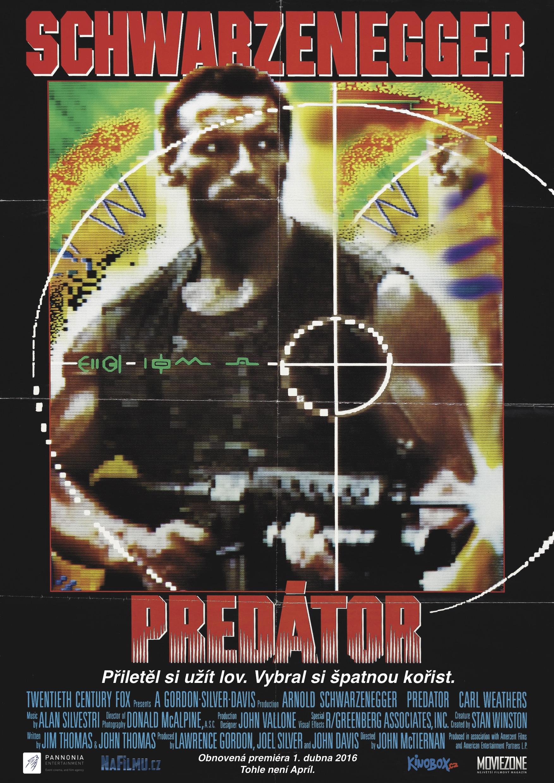 Predátor 1 HD (1987)