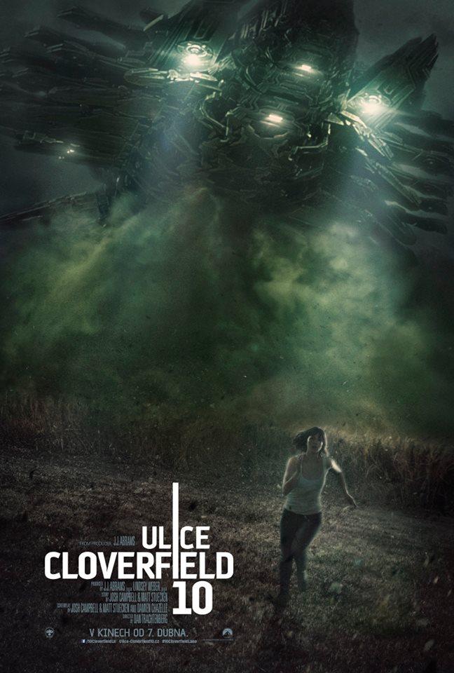 Ulice Cloverfield 10 HD (2016)