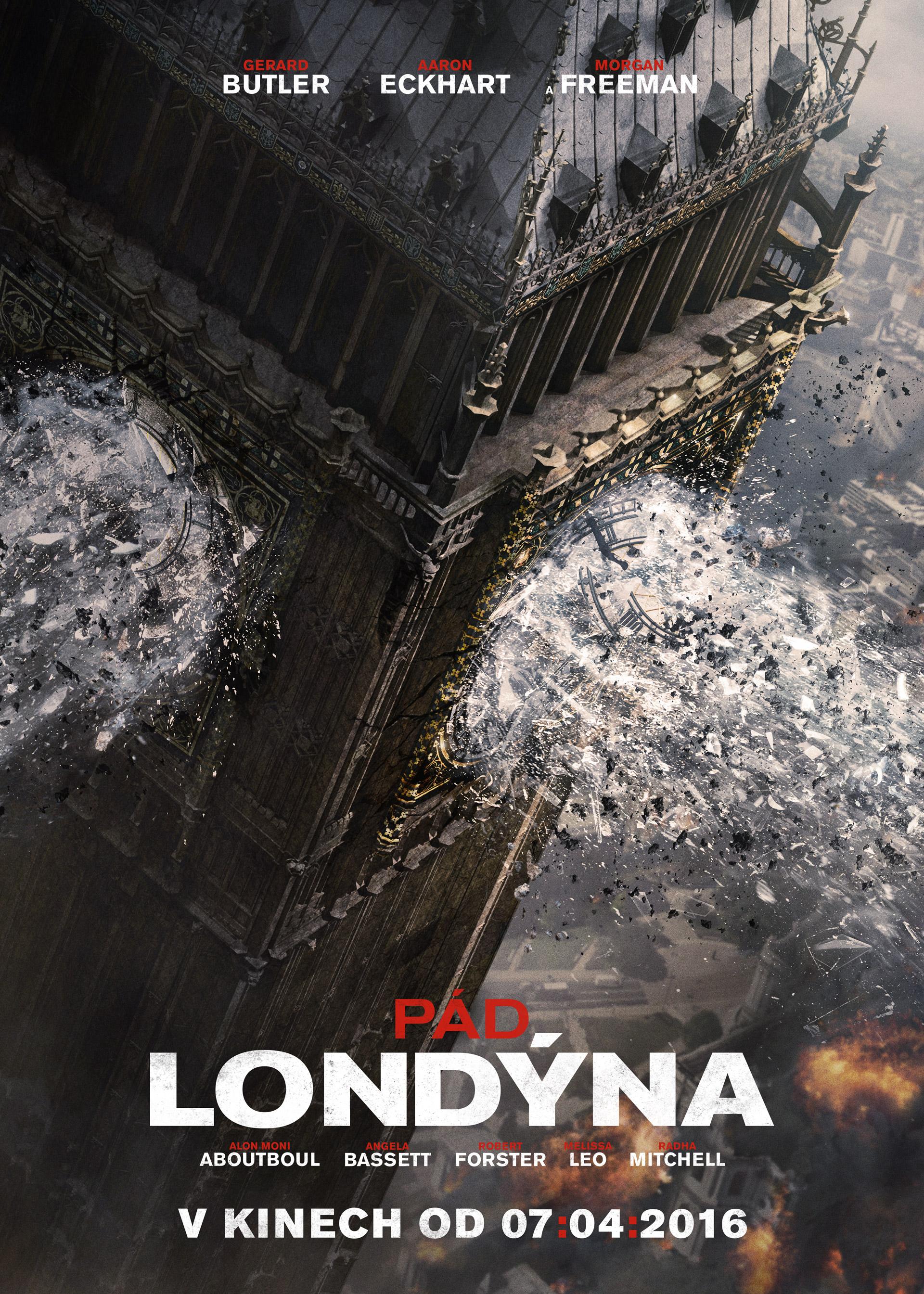 Pád Londýna HD (2016)