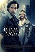 Poster undefined          Manhattan Night