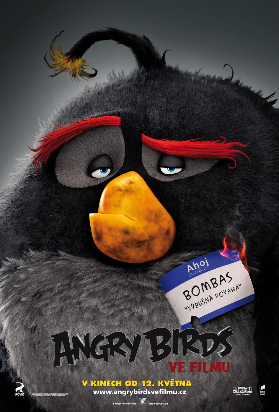 Angry Birds ve filmu SD (2016)