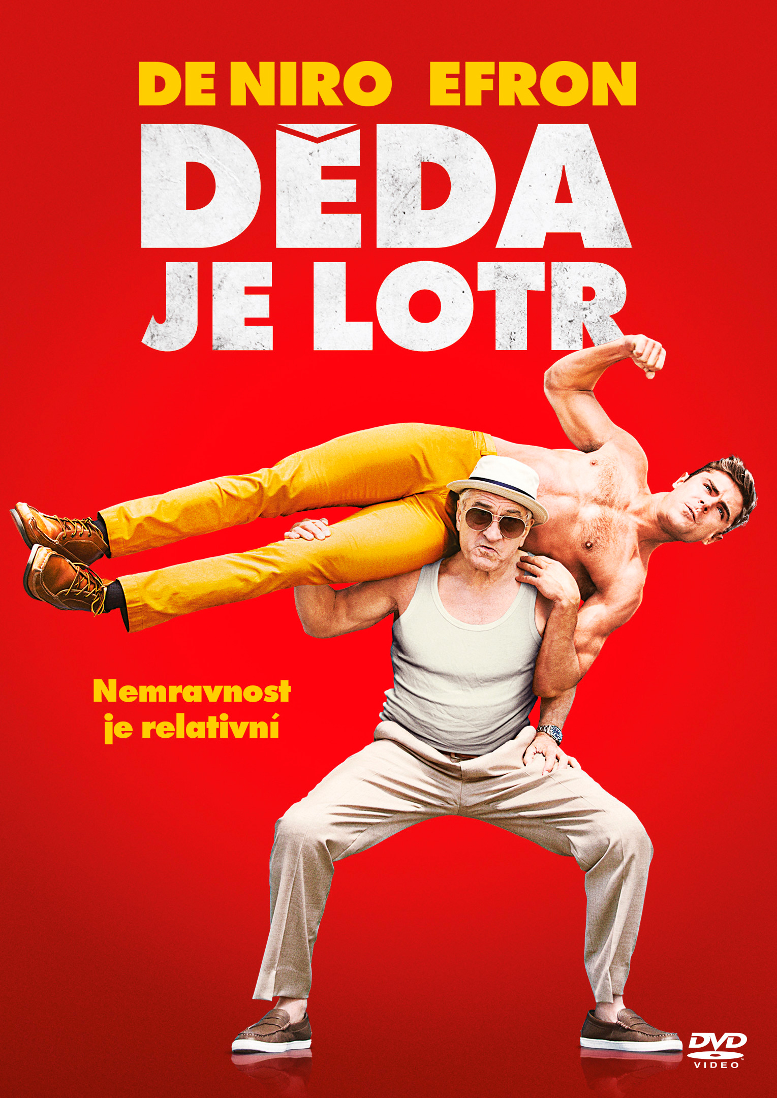Děda je lotr HD (2016)