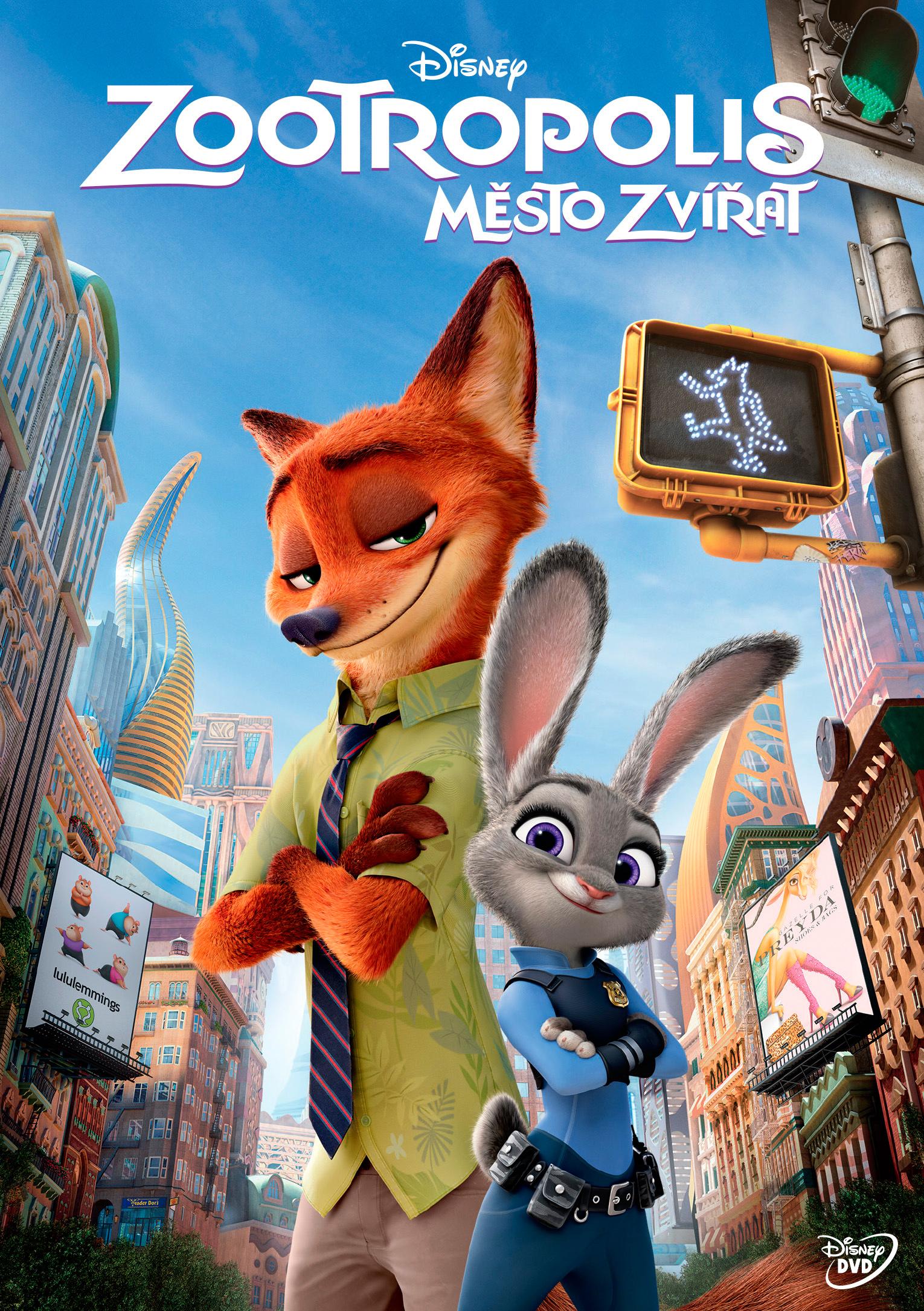 Zootropolis: Město zvířat HD (2016)