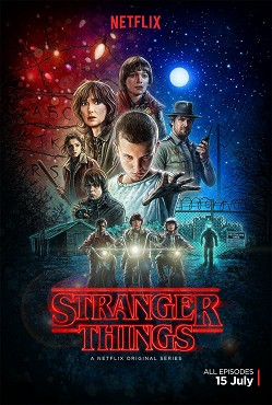 Stranger Things Tv Seri 225 L 2016 Čsfd Cz