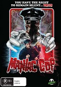 Poster undefined          Maniac Cop