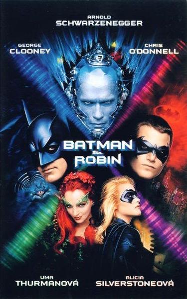 Re: Batman a Robin / Batman & Robin (1997)