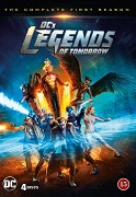 Poster undefined         Legends of Tomorrow (TV seriál)