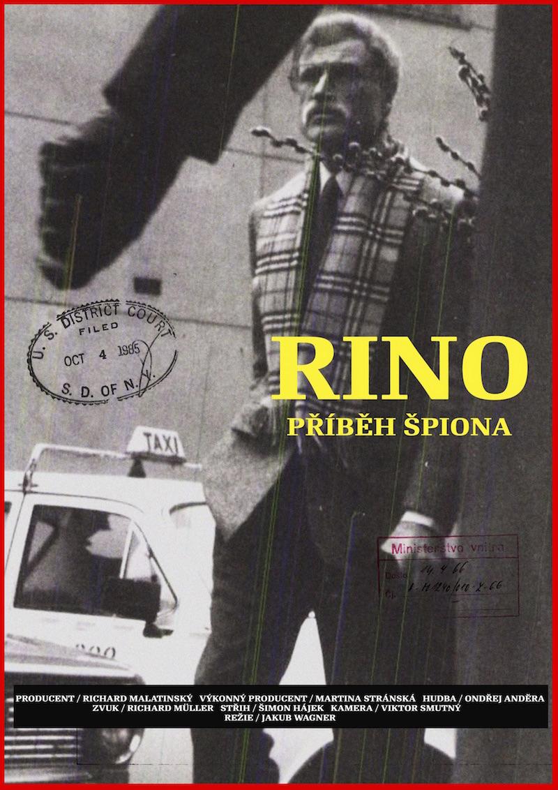 RINO - Příběh špióna