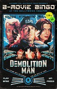 Poster undefined          Demolition Man