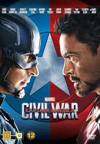 Re: Captain America: Občanská válka / Captain America (2016)