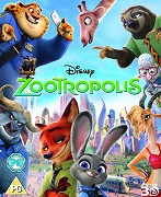 Poster undefined         Zootropolis