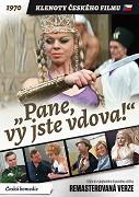 """Poster undefined          """"Pane, vy jste vdova!"""""""