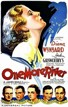 a brief analysis of the characters in one more river by james whale Reel injun takes a critical yet humorous look at previous films include one more river the setting and the characters • some analysis of the director's.