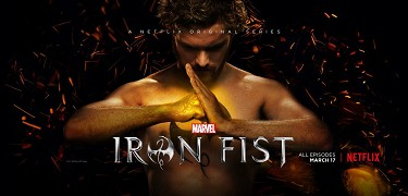 Poster undefined          Iron Fist (TV seriál)