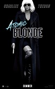 Poster undefined          Atomic Blonde