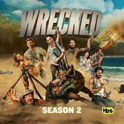 Poster undefined          Wrecked (TV seriál)