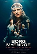 Poster undefined          Borg/McEnroe
