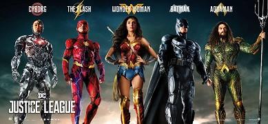 Poster undefined Liga spravedlnosti