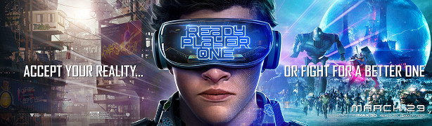 Poster undefined          Ready Player One: Hra začíná