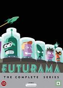 Poster undefined          Futurama (TV seriál)