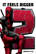 Poster undefined         Deadpool 2