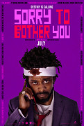 Poster undefined          Sorry to Bother You