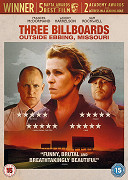 Poster undefined          Tři billboardy kousek za Ebbingem
