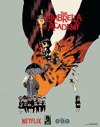 Poster undefined          The Umbrella Academy (TV seriál)